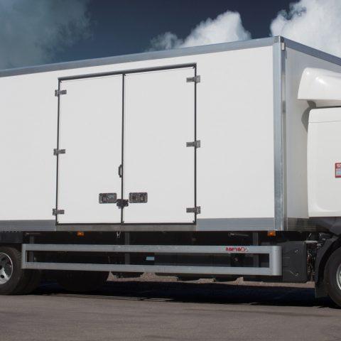 HLM – מרכב קירור להפצת מזון קפוא וטרי