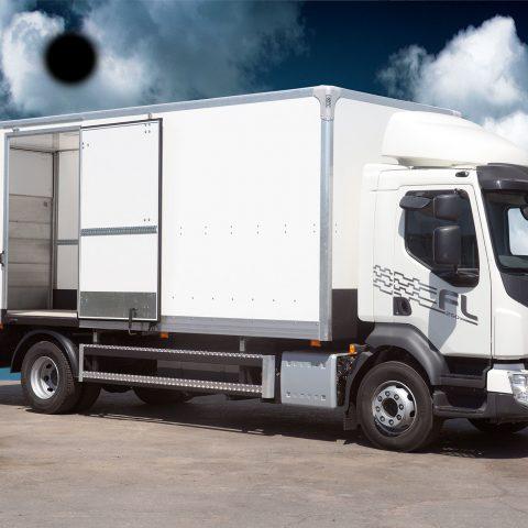 HLM – מרכב קל להפצת מטען יבש ומצונן